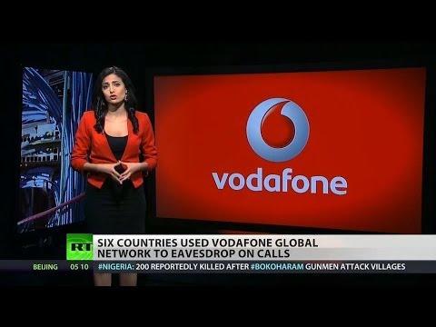 Vodafone reveals secret wires that allow surveillance, wiretapping