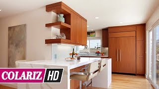 💗 MODERN & CLASSIC 💗 50+ Mid Century Modern Kitchen Design with Nice Furniture & Decoration
