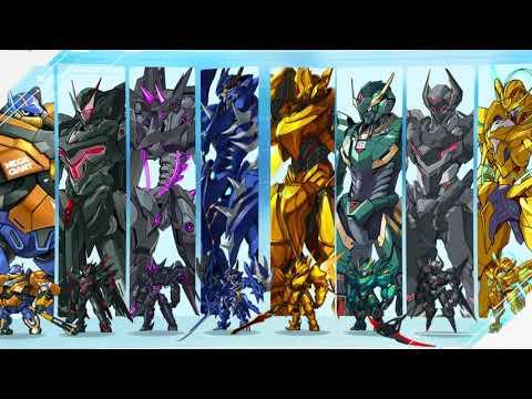 机动战线 – Infinity Mechs