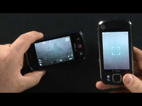 Motorola Cliq XT Vs. Cliq