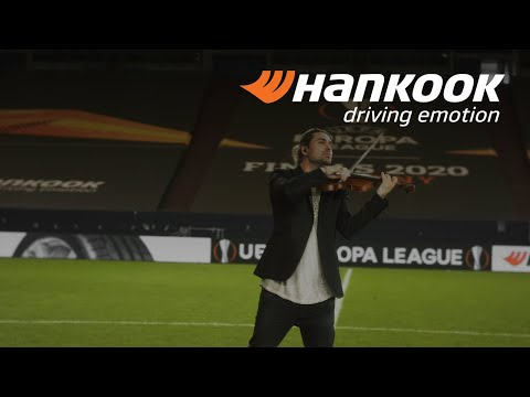 Hankook presents: Symphony of Silence, Official UEFA Europa League Anthem performed by David Garrett