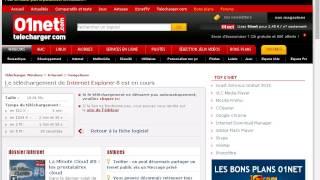comment télécharger internet explorer 8 pour Windows xp