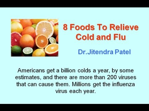 Natural Cure For Common Cold