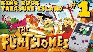 The Flintstones: King Rock Treasure Island [German] #1: Fred auf Schatzsuche