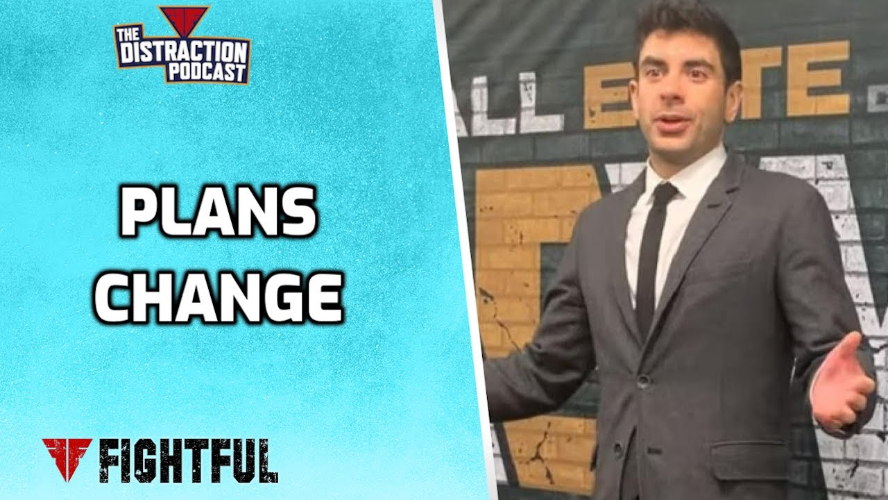 The Distraction Podcast 10/14: Twitter Q&A, Fantasy Booking, TK Ruins Plans | Fightful Wrestling