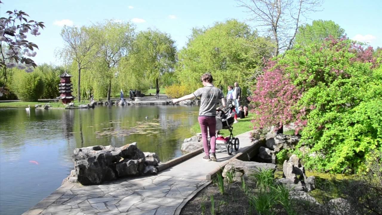Gärten Der Welt Berlin Gardens Of The World Youtube