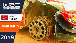WRC - Rally Turkey 2019: HIGHLIGHTS Stages 1-4
