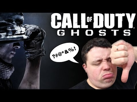 Call of Duty Ghosts is a festering pile of @#$%! Refund me right meow Infinity Ward!