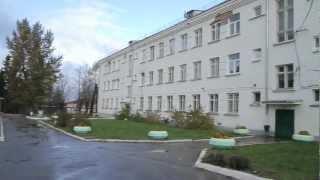 Ремонт в интернате в Тучково. Фонд помощи детям ''Чистое небо''