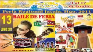 FERIA JACALA HIDALGO 2011,