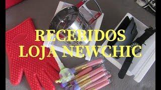 RECEBIDOS DA CHINA: LOJA NEWCHIC!!