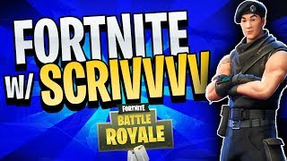 FORTNITE GAMES WITH SUBS + V-BUCKS GIVEAWAY ENTER NOW! FAMILY FRIENDLY STREAM! ROAD TO 20K!!