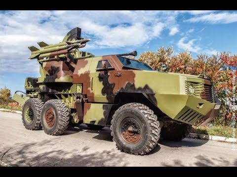 Prvi srpski hibridni PVO sistem PASARS-16 TERMINATOR Air Defense System