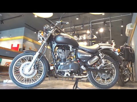 #Bikes@Dinos: Royal Enfield Thunderbird 350 2016 Walkaround Review (3 colours)