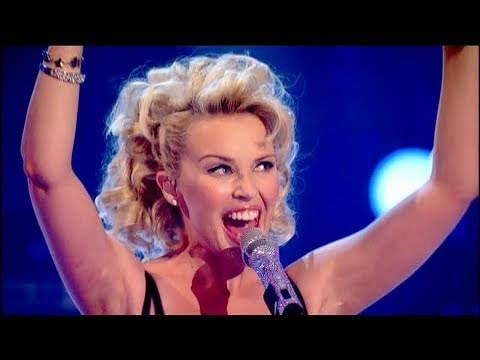 Kylie Minogue - 2 Hearts (Strictly Come Dancing 2007)