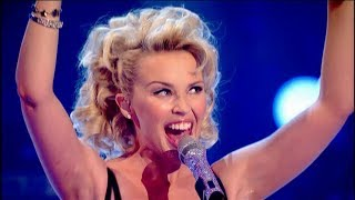 Kylie Minogue - 2 Hearts (Strictly Come Dancing 2007) [Live]