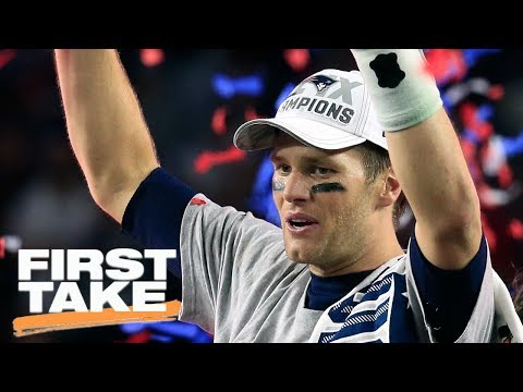 The Patriots Are Not The Warriors Of The NFL | First Take | June 22, 2017