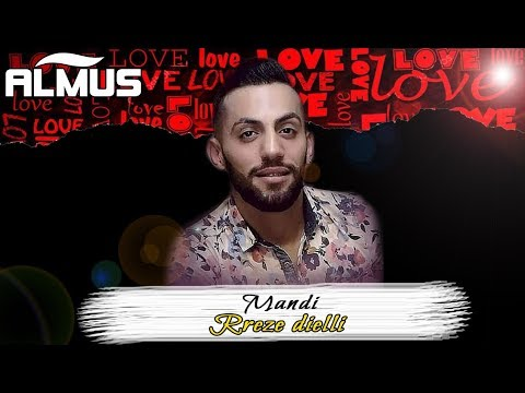 Mandi - Rreze dielli (Official Lyrics Video)