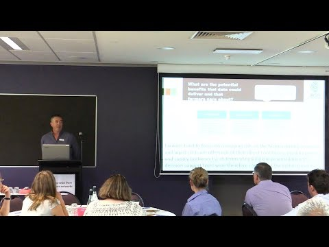 Data Ag Cooperatives | Chris Sounness | Department of Primary Industries and Regional Development