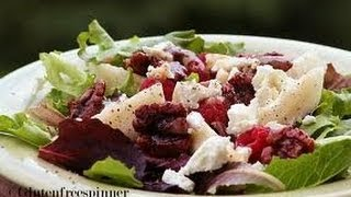 Jello Cottage Cheese Salad - Healthy Food - Diabetic Food - How To