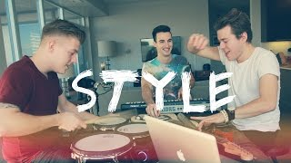 Taylor Swift - Style (Cover by The Heist)