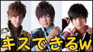 BOYSANDMENの水野勝さん、田村侑久さん、小林豊さんのトークです!