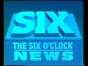 BBC News at 6 - 1987 Ident