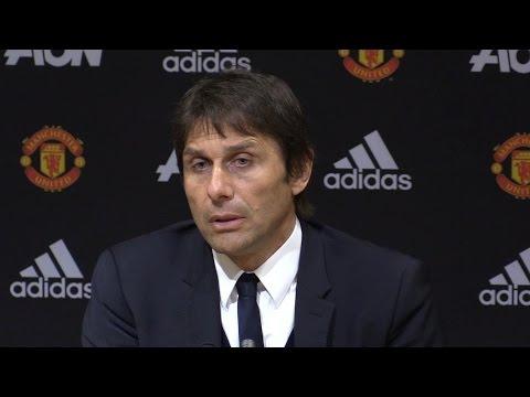 Manchester United 2-0 Chelsea - Antonio Conte Full Post Match Press Conference