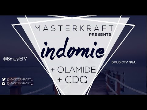 Masterkraft - Indomie Ft. Olamide X CDQ (OFFICIAL AUDIO 2014)