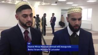 Khalifa due to inaugurate Baitul Ikram Mosque Leicester