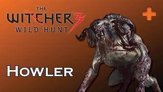 The Witcher 3: Killing the Howler (Chort) monster in the Mysterius Tracks Quest