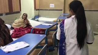 Pakistani Doctors doing Excellent Work: Patients Satisfied