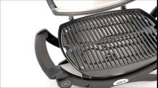 Grilled Bbq Chicken   Weber 52020001 Q1400 Electric Grill4