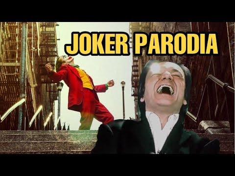 TRAILER JOKER - Parodia CARESSA
