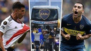 Boca Juniors 2 - 2 River Plate -All Goals & Highlights- IDA Copa Libertadores 2018