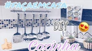 DIY Cozinha #façaemcasa