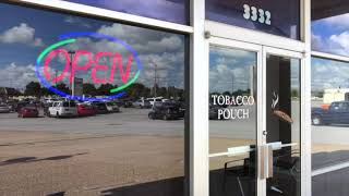 Tobacco Pouch Cigar & Pipe Shop Is Open at 51st & Harvard In Tulsa