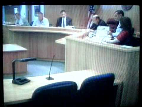 Galloway Council Meeting 72412 001 mpeg4