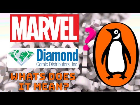 Marvel Goes Exclusive with Penguin Random House for Graphic Novel and Comics Distribution
