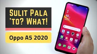 Oppo A5 2020 - Surprisingly SULIT! Mabuti na lang meron ako!