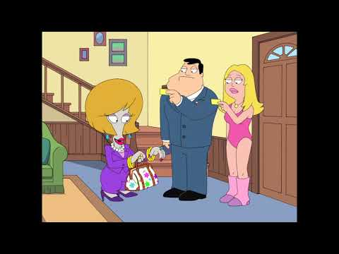 Jeannie Gold is listed (or ranked) 2 on the list Roger's Best Personas on American Dad, Ranked