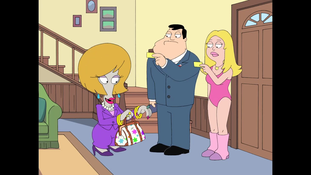 American Dad Shallow Vows Part 1 Youtube