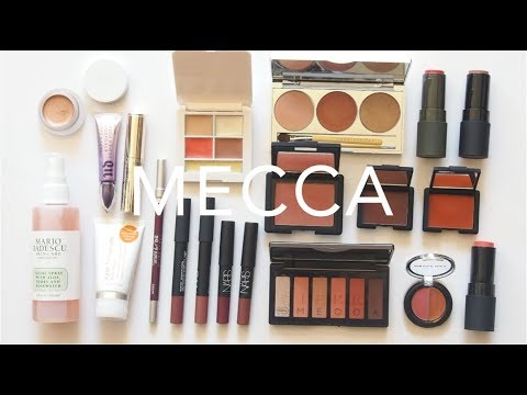 Mecca Haul | NARS, RMS, By Terry, Urban Decay Makeup