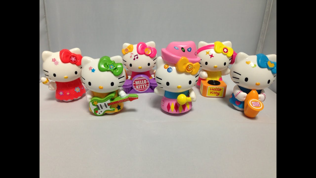 Hello Kitty Mcdonald S Toys : Hello Kitty in japan of mcdonald s kitty toy was get