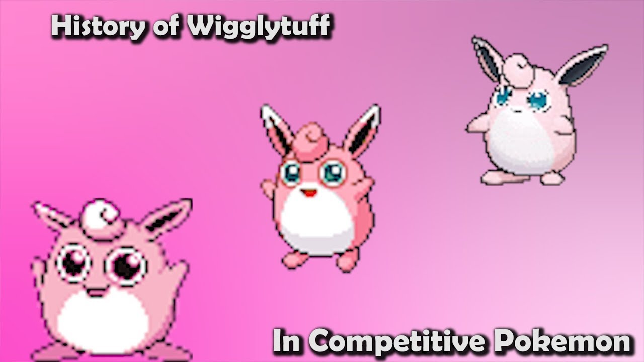 How Good Was Wigglytuff Actually History Of Wigglytuff In