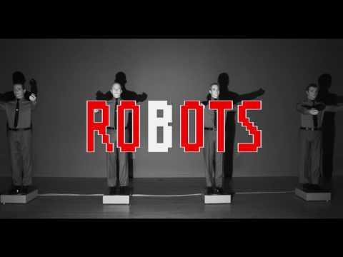 KRAFTWERK – THE ROBOTS EDIT