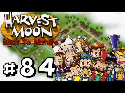 Harvest Moon Back To Nature (PS3) Commentary #84: No Work During The Tea Party