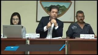 Durante sesiones de mayo, concejo municipal evaluará plan de desarrollo