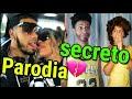 Secreto (parodia) - Anuel AA ft Karol g Mp3