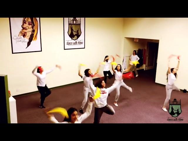 Nachdi Nu - Malika Jyoti - Bhangra Dance | Filme Academy